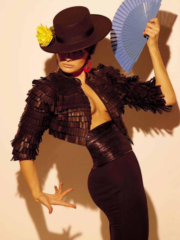 Steven Meisel / Isabeli Fontana / Vogue Italia