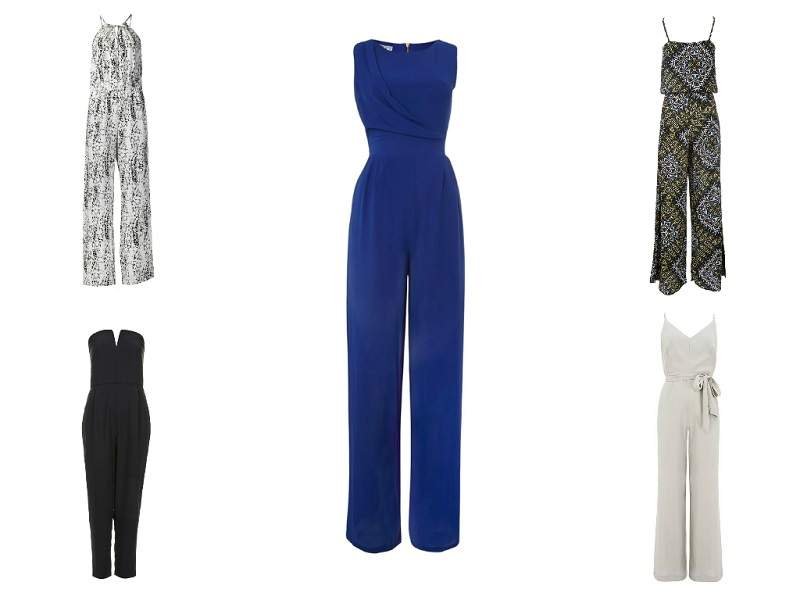 centre: WAL-G | top left: PARKER | bottom left: TOPSHOP | top right: SCOOP NYC | bottom right: GLAMOROUS
