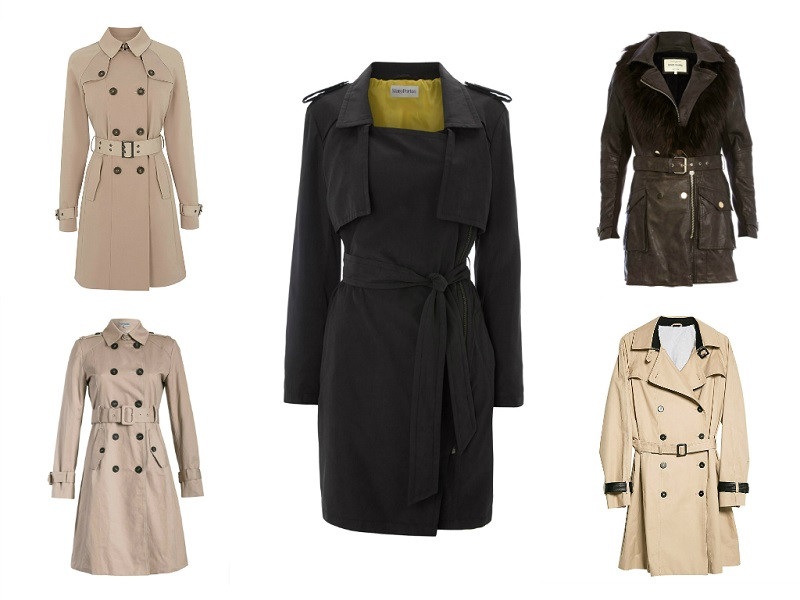 Centre: MARY PORTAS | Top left: WAREHOUSE | Bottom left: ALICE & YOU | Top right: RIVER ISLAND | Bottom right: VIOLETA BY MANGO