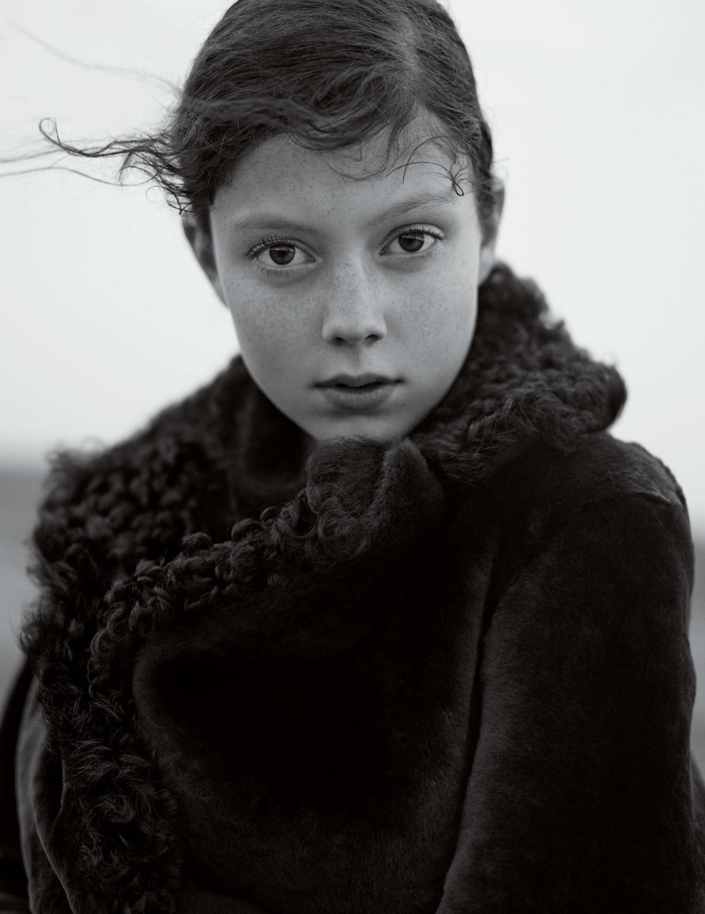 Karim Sadli / Natalie Westling / Vogue UK / October 2014