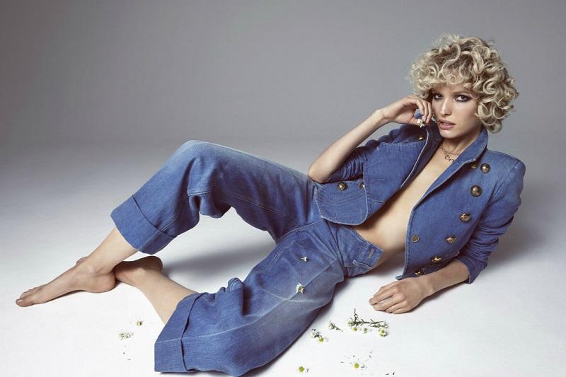 Alisa Ahmann / Camilla Akrans / Vogue Japan / March 2015