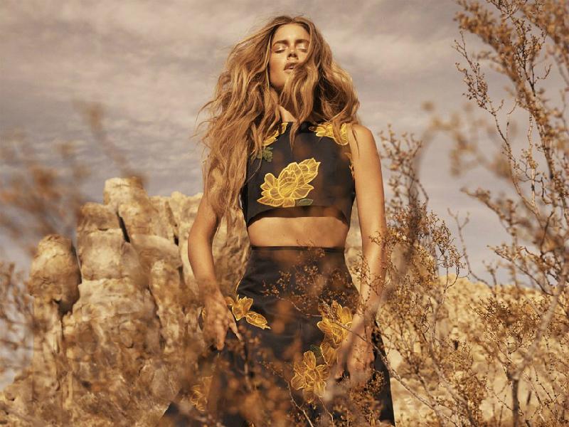 Jan Welters / Doutzen Kroes / Vogue Nederland / March 2015