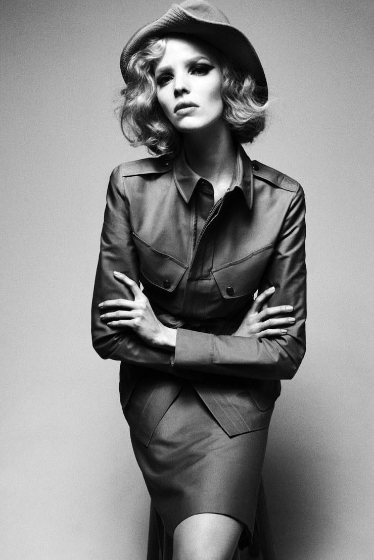 Camilla Akrans / Alisa Ahmann / Vogue Italia