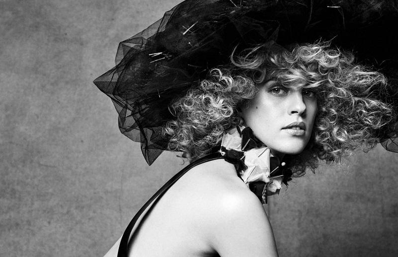 Alvaro Beamud Cortes / Julia Frauche / Vogue España / April 2015