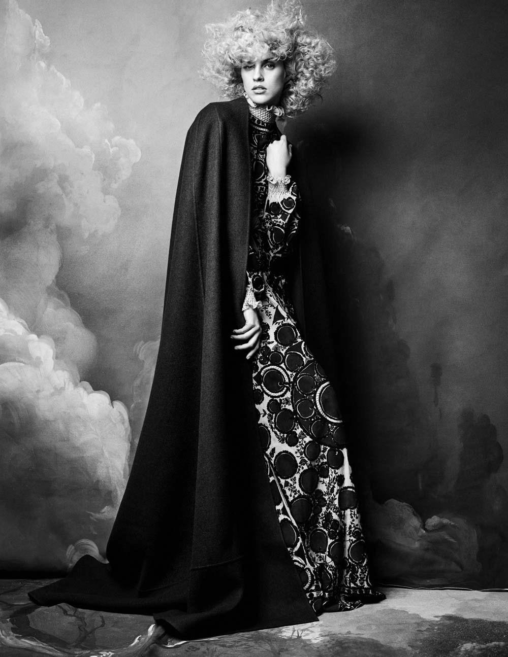 Alvaro Beamud Cortes / Julia Frauche / Vogue España