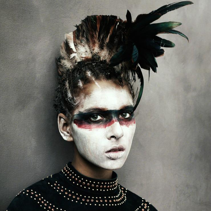 Alice Metza / Bjorn Iooss / CR Fashion Book / SS16
