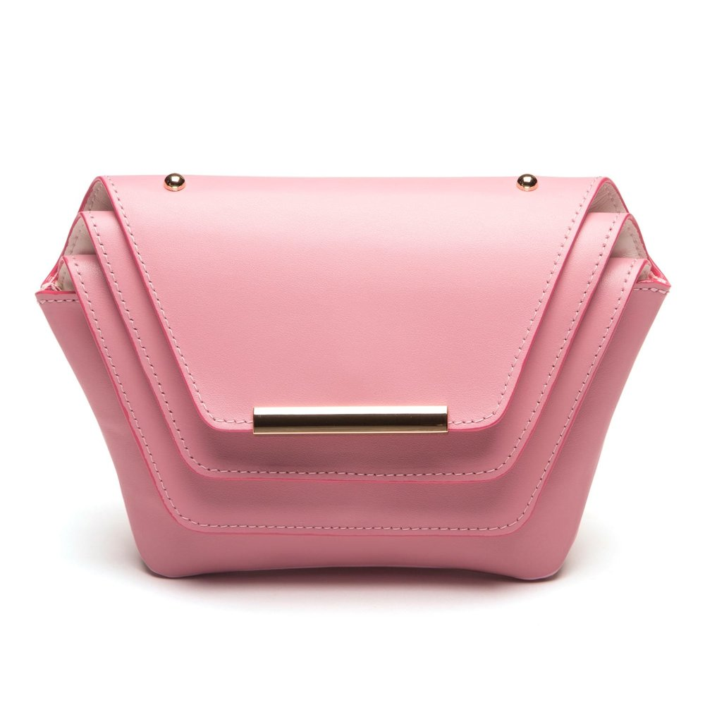 Layer Clutch In Pink