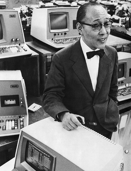 Wang Laboratories (the Blackberry of the 70s)
