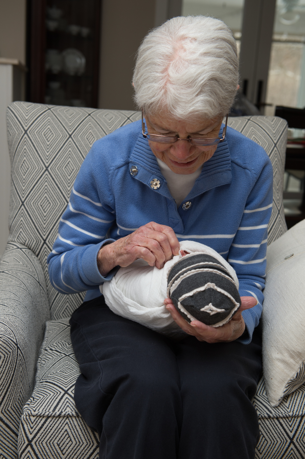 Great Grandma Simmons