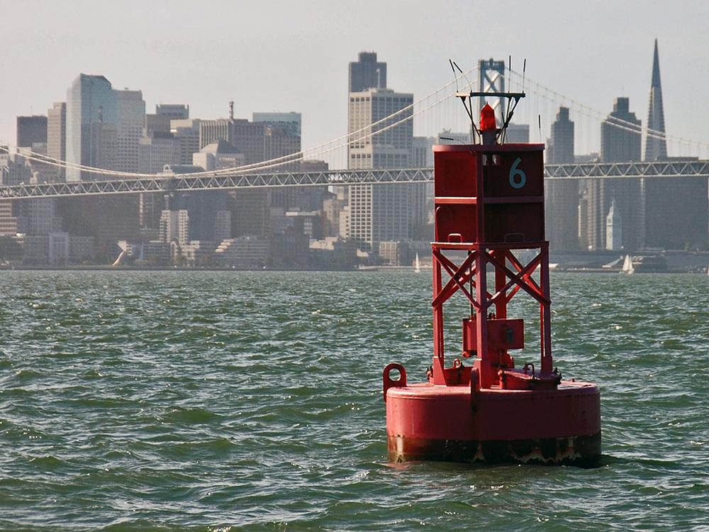 Navigational buoy