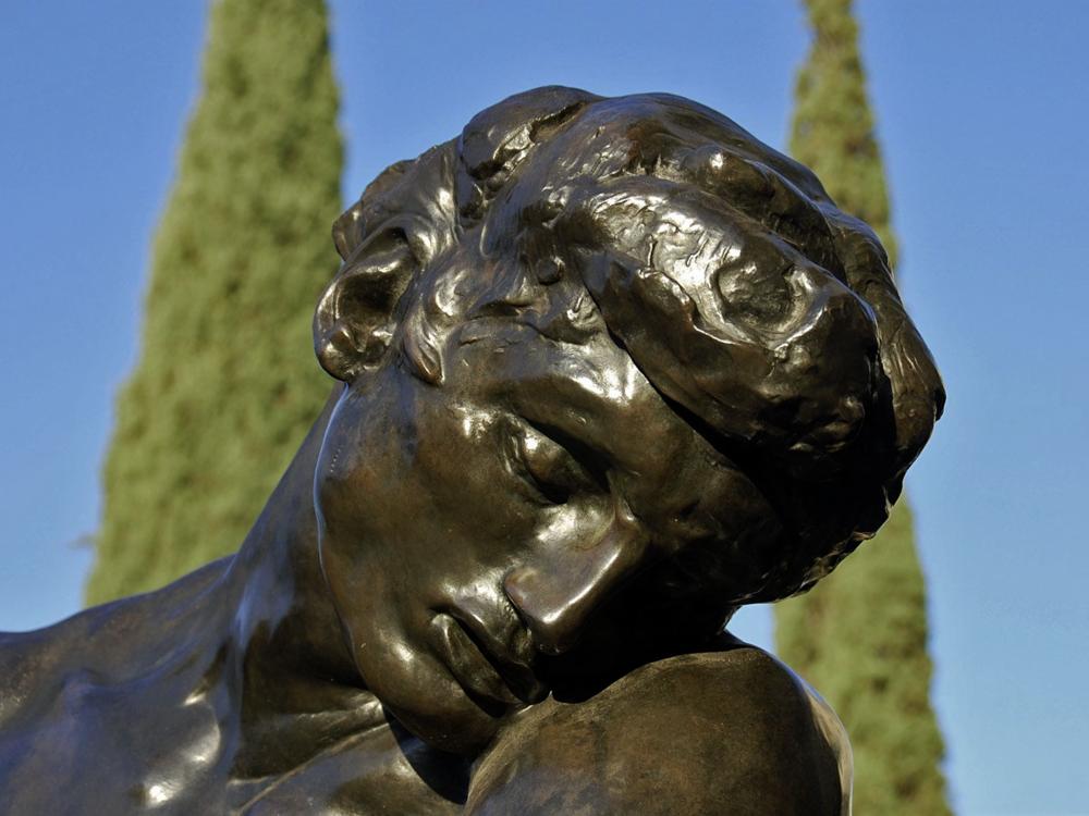 Rodin's Adam