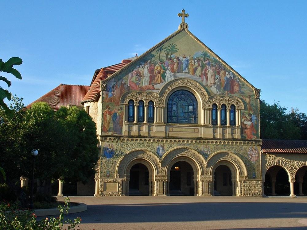 Stanford's Memorial Church
