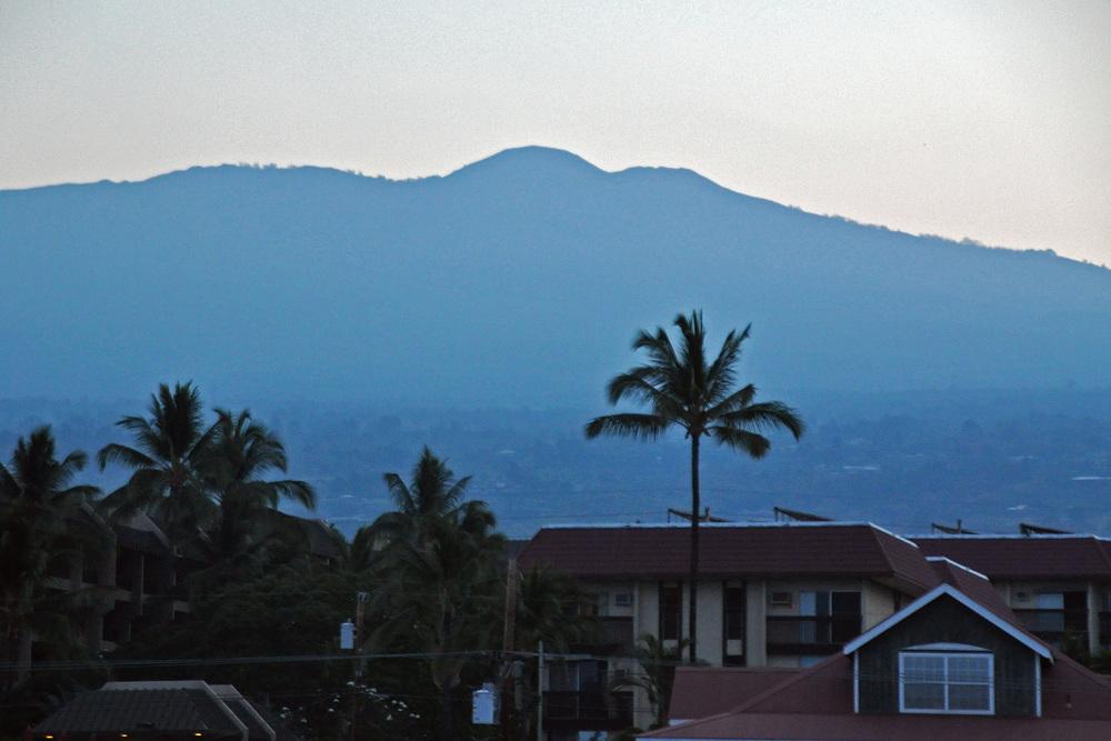 Haulalai volcano