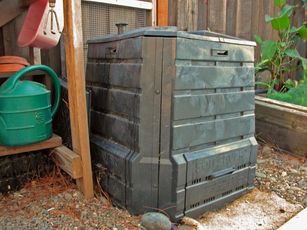 3' x 3' Compost Bin