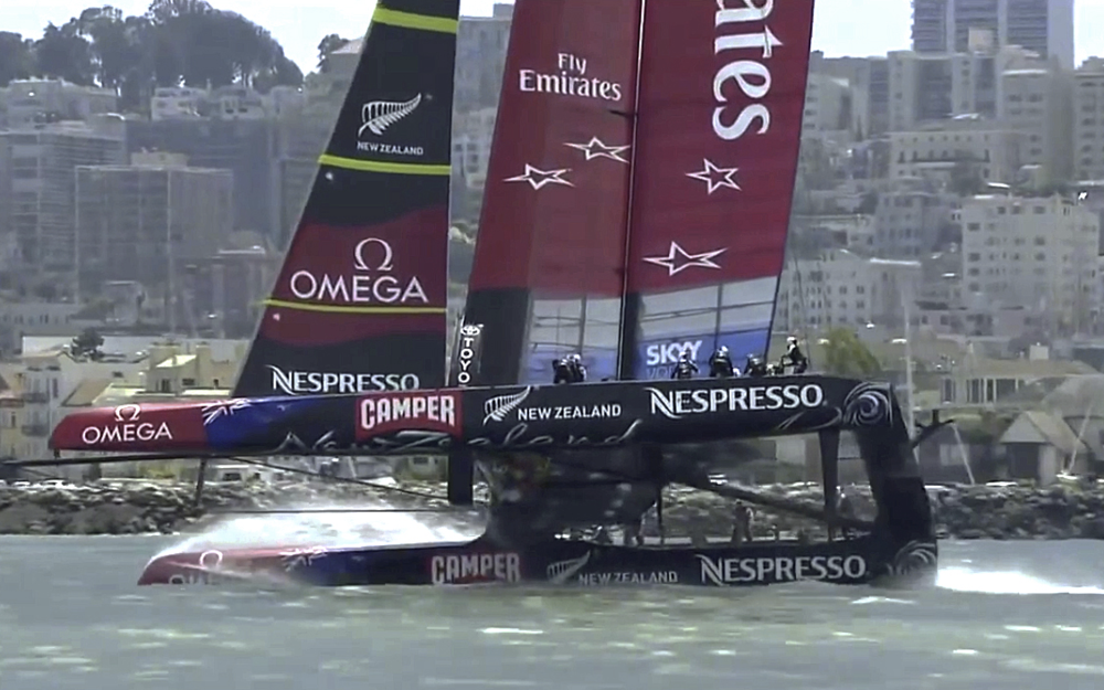 Photo by AmericasCup