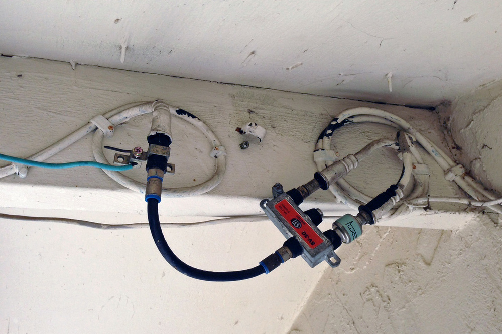 Comcast connection