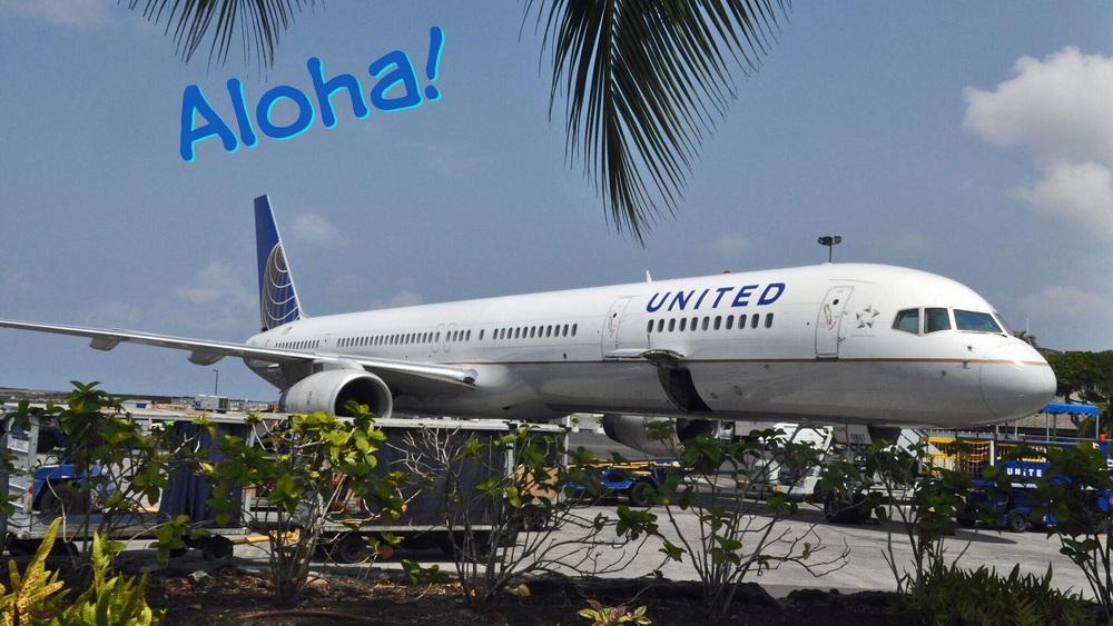 Kona airport