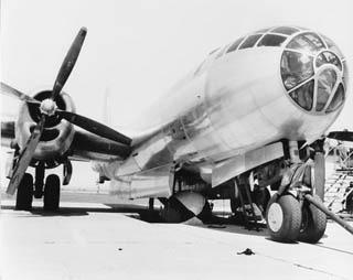 Enola Gay bomber