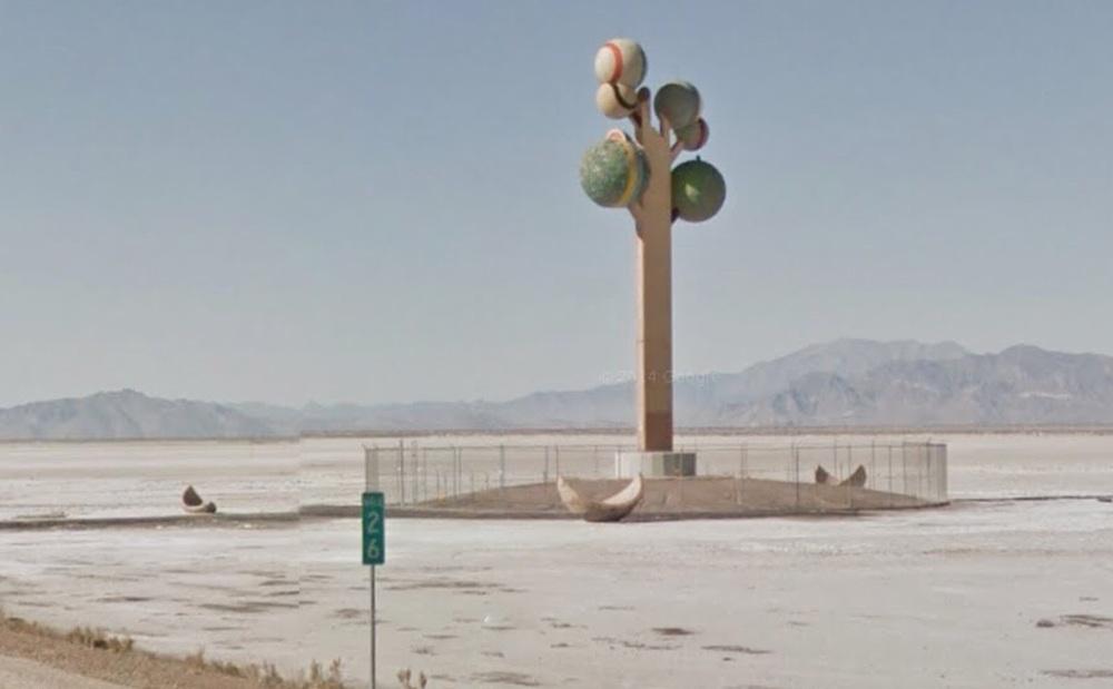 Metaphor: Tree of Utah