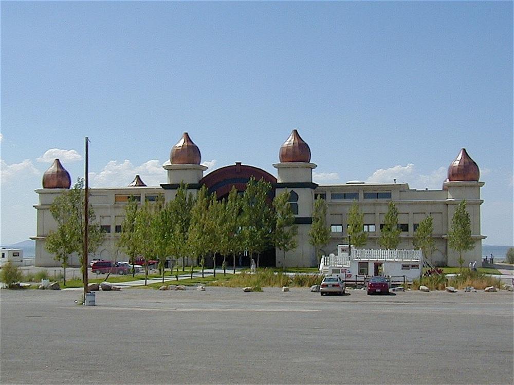 Saltair III pavilion