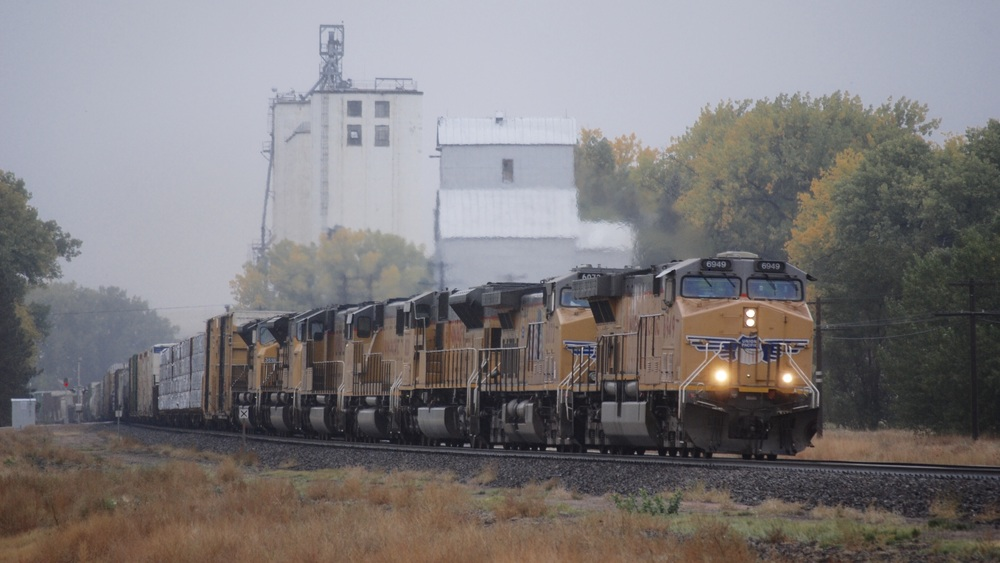Union Pacific at Chappell