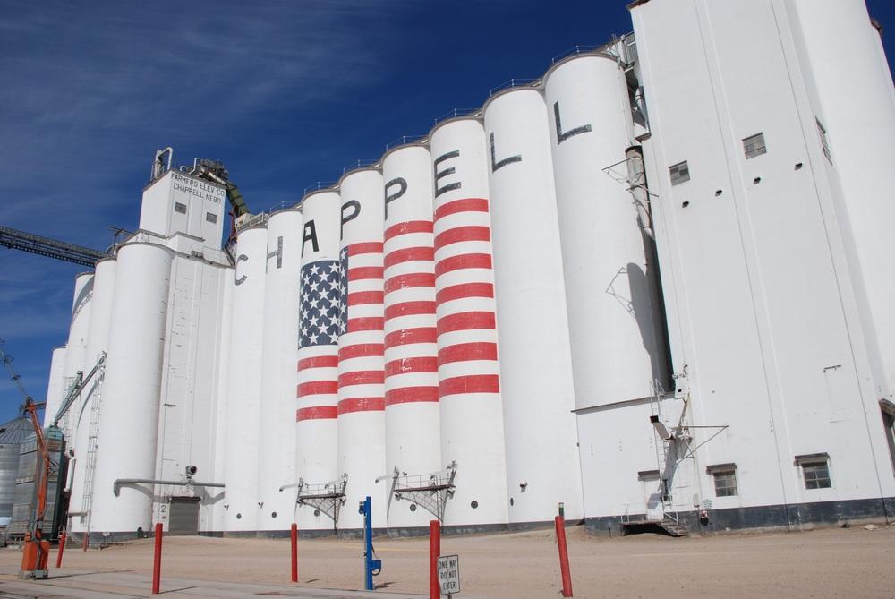 Largest Flag in the State of Nebraska