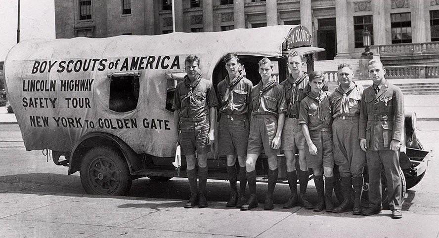 Transamerica Scout Troop