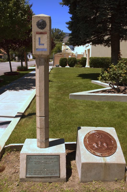 Lincoln Highway Markers