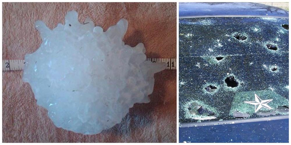 Record Hailstone
