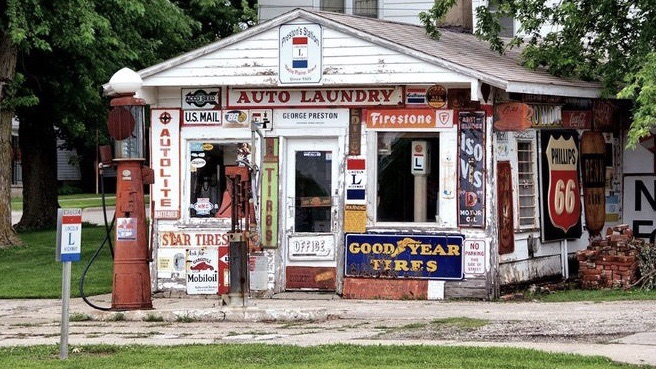 Gasoline, repairs, and everything else