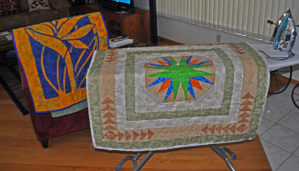 Home Quilt Projects