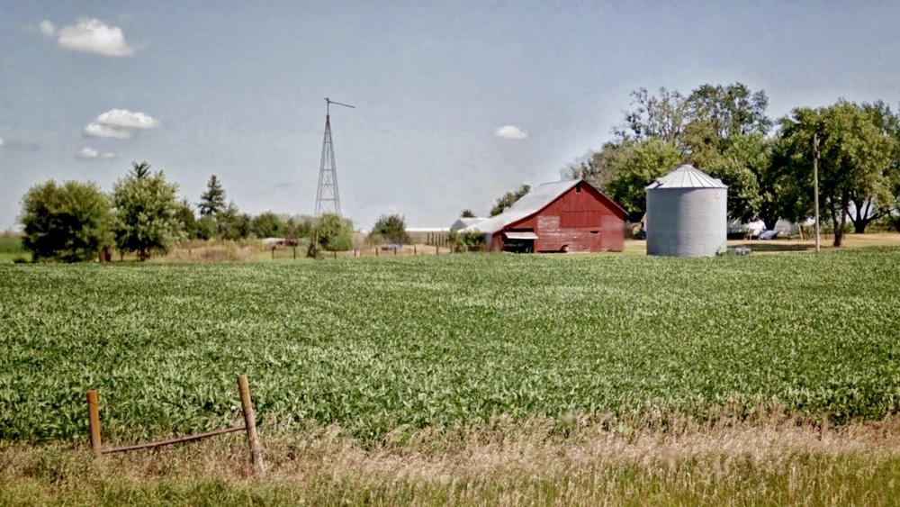 Typical Iowa Farm