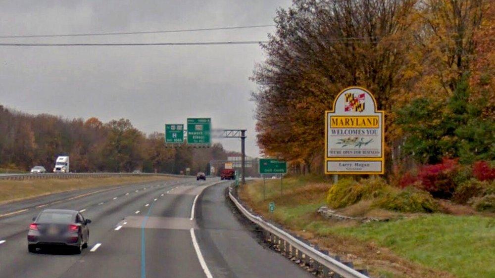 Heading South on I-95