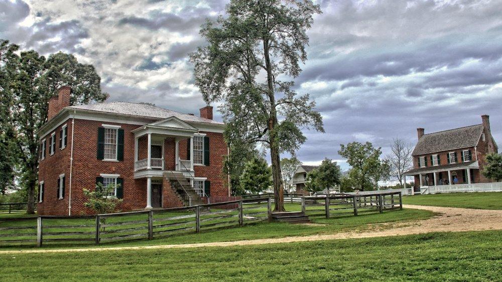 McLean's Residence in Appomattox