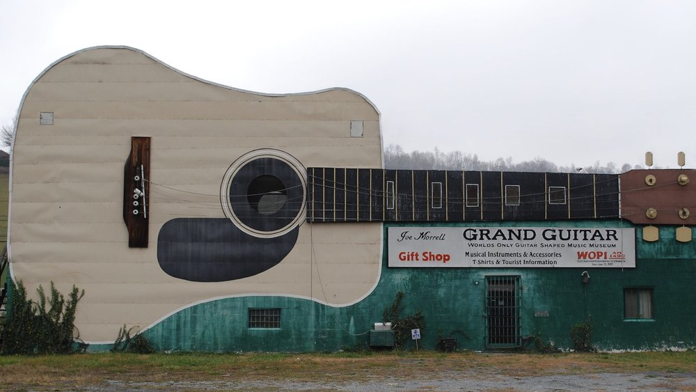 Guitar Museum and Gift Shop
