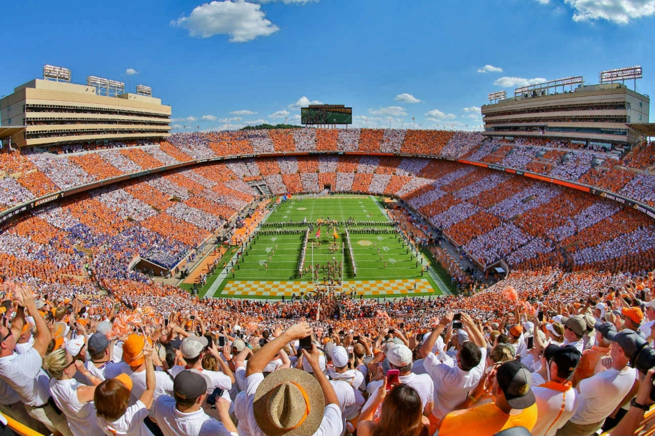 "Tennessee ""Volunteers"" football"