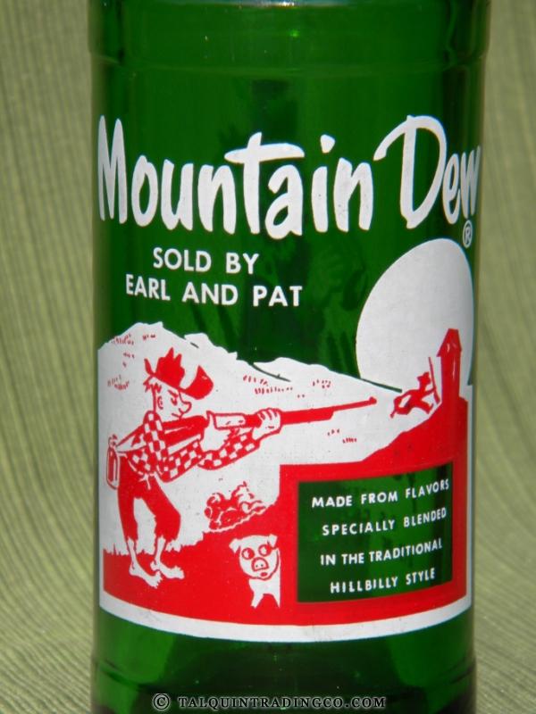Mtn. Dew Hillbilly Style