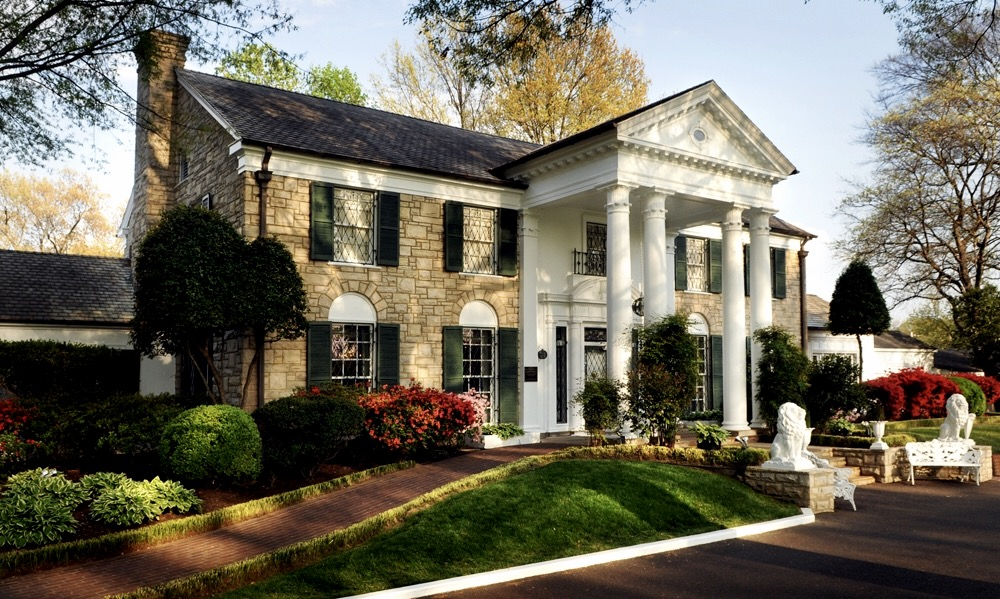 Graceland at Memphis, Tennessee