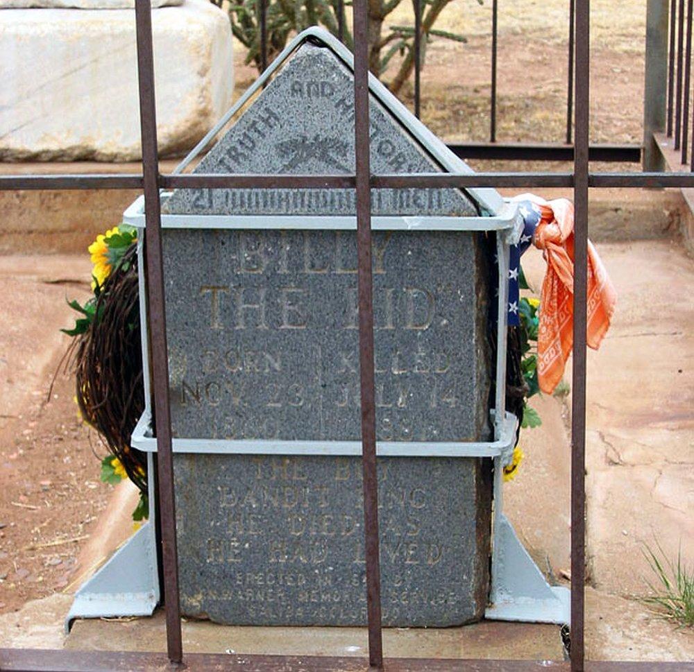 The Kid's Gravesite