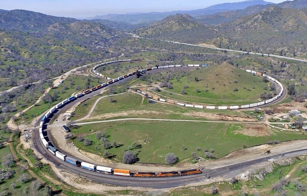 Tehachapi Pass & Rail Loop
