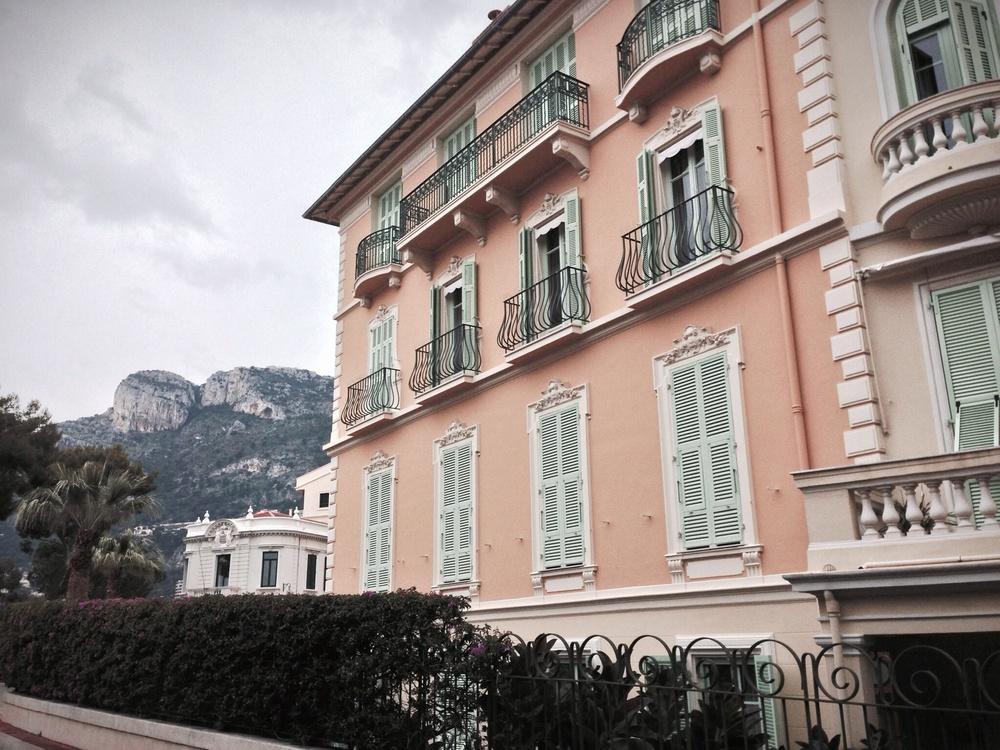 Vieux Ville, Monaco