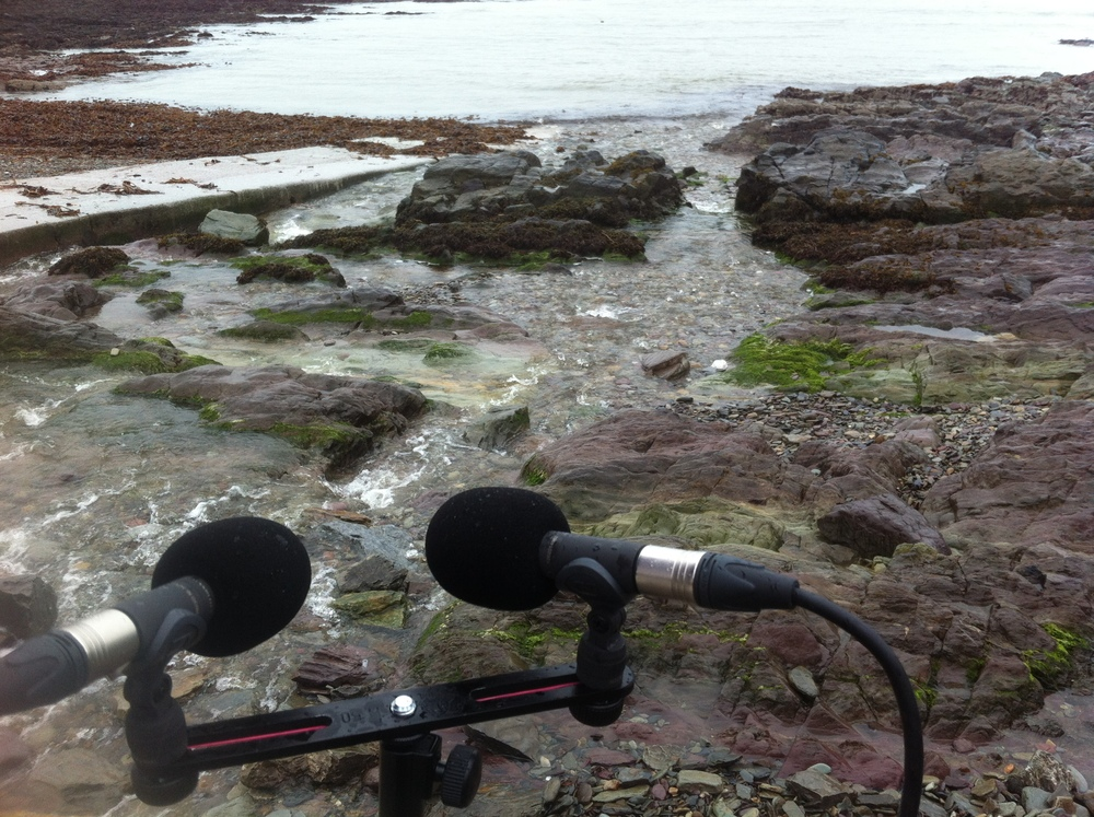 water recording