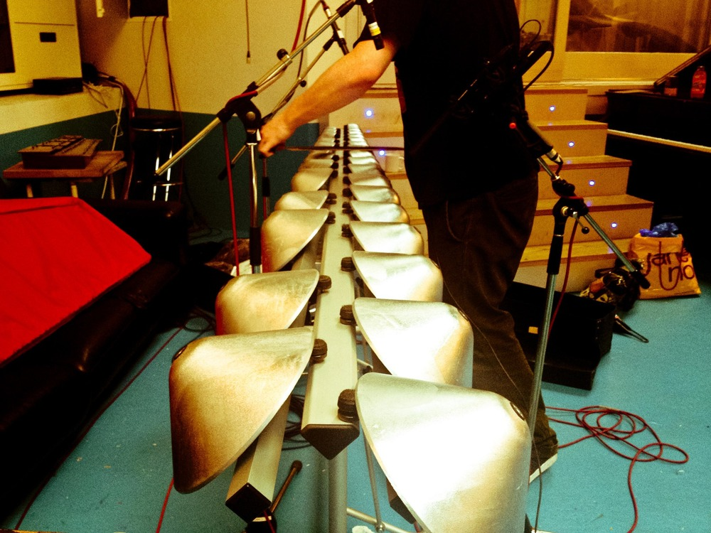 Aluphone Bowing