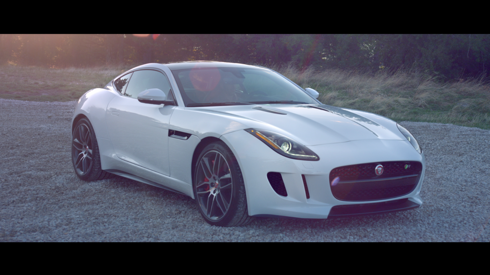 "Jaguar F TYPE R ""A New Dawn"""