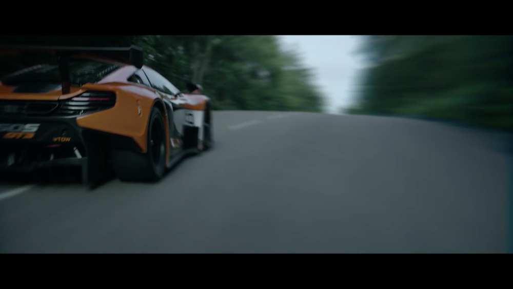 McLaren 650s GT3 Launch Film