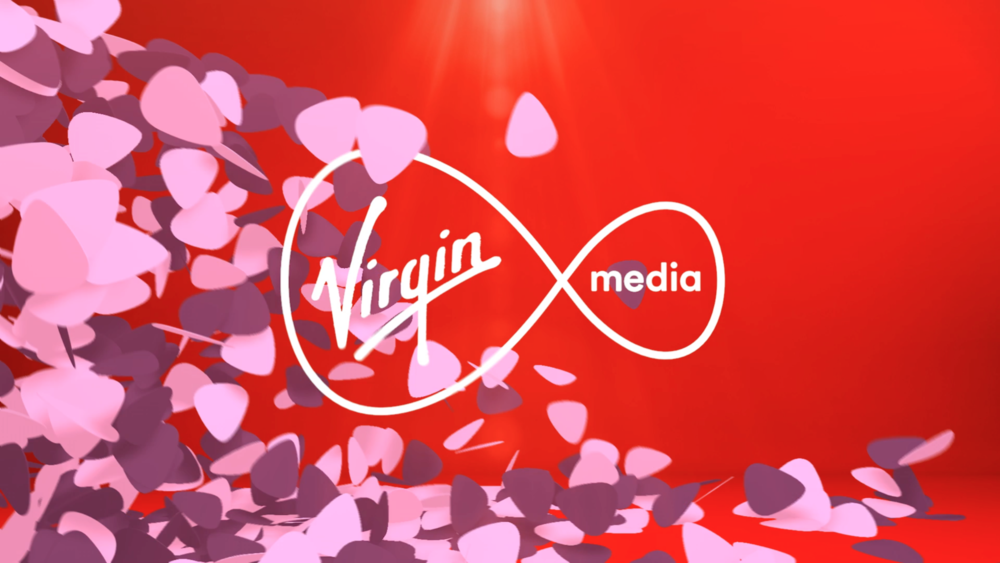 Virgin Media TV Rebrand
