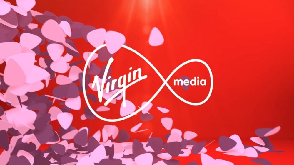 Virgin Media TV Rebrand