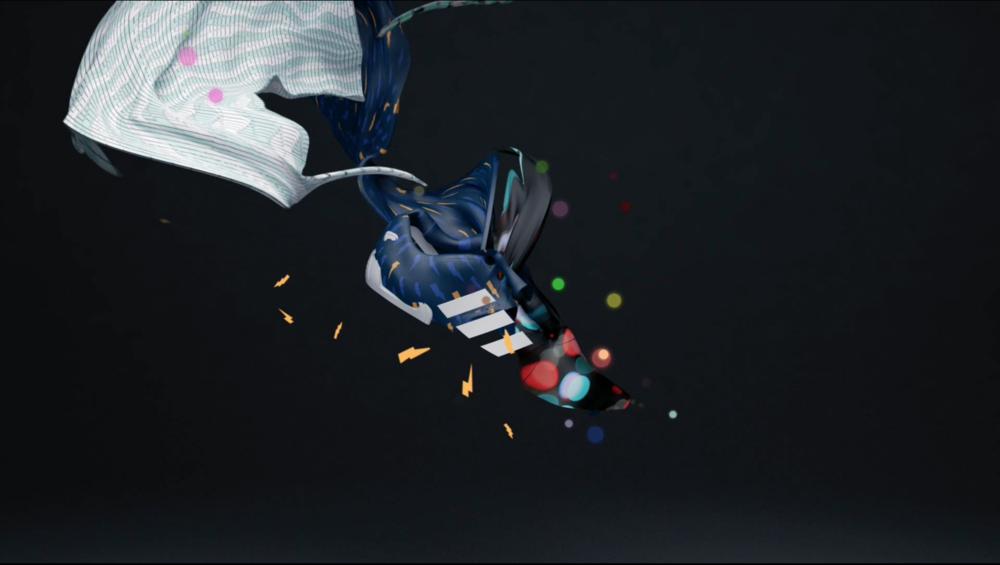 Adidas ZX Flux Infinite Possibilities