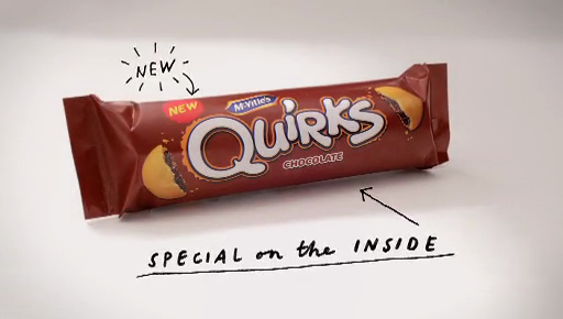 <span>tv-commercials, consumer-brands</span>McVities Quirk<strongs<strong>Publicis</strong>