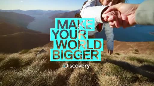 "<span>tv-id-branding, consumer-brands</span>Discovery ""Make Your World Bigger""<strong>Discovery Channel</strong>"